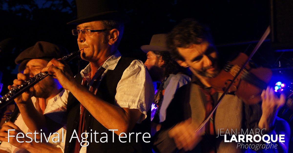 Festival AgitaTerre - La Maison de la Terre