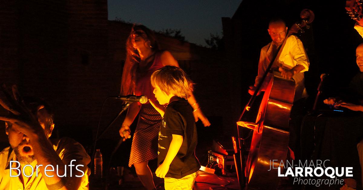 Concert Boreufs - La Maison de la Terre