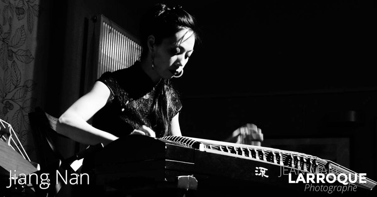 Concert Jiang Nan - La Maison de la Terre