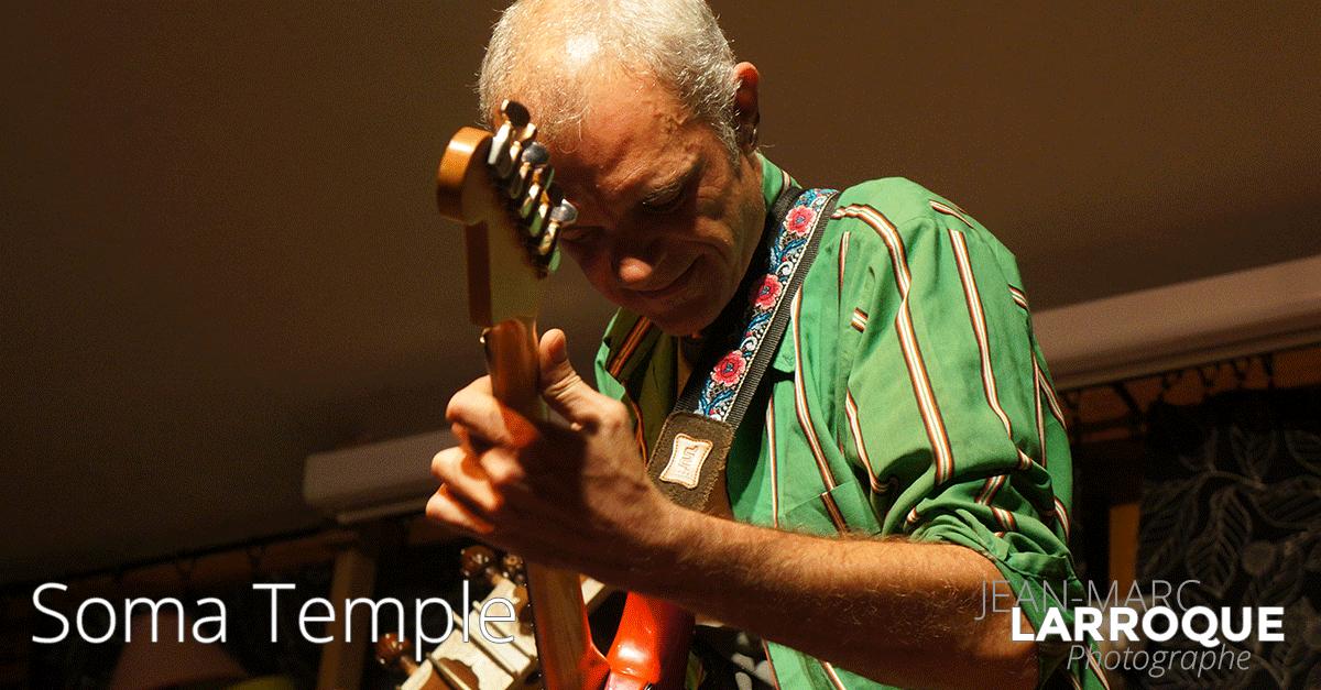 Concert Soma Temple - La Maison de la Terre