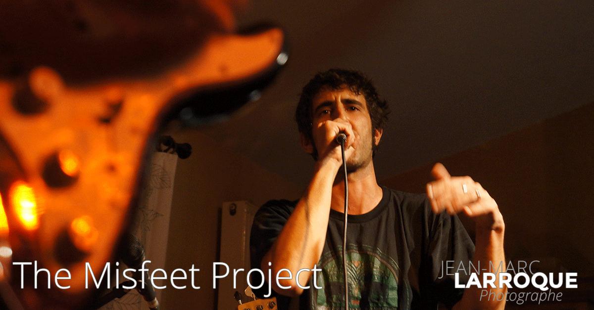 Concert The Misfeet Project - La Maison de la Terre