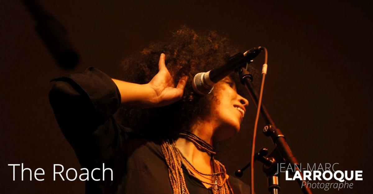 Concert The Roach - La Maison de la Terre