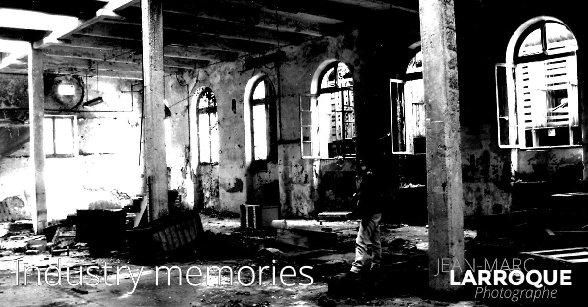 Industry memories - Photographie