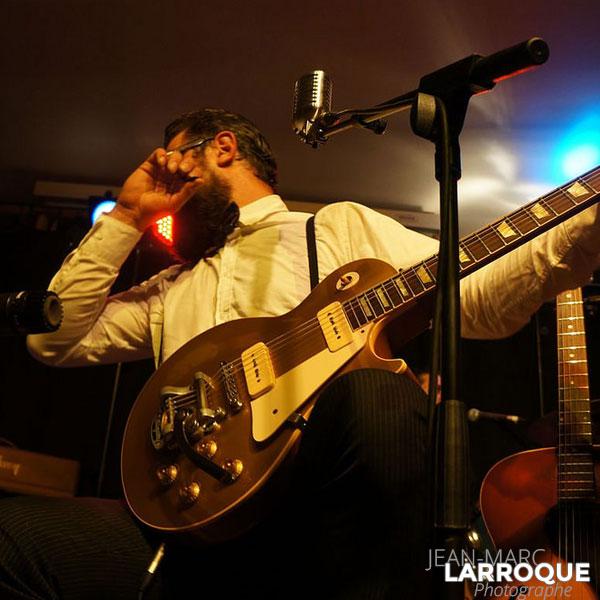 Concerts - Photographie Jean-Marc Larroque