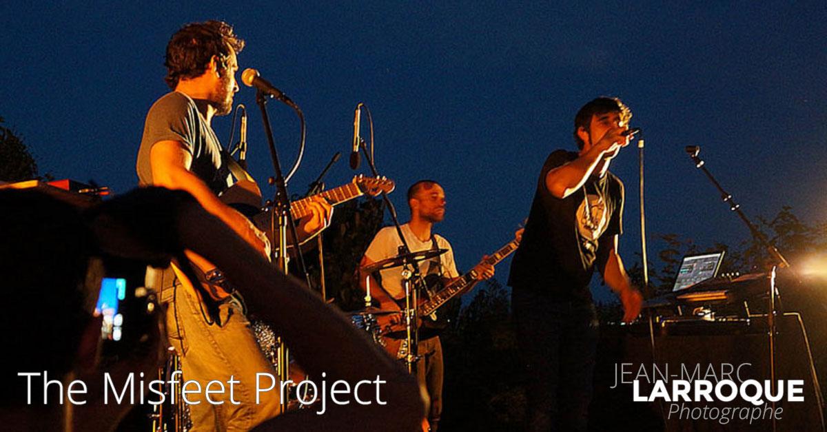 The Misfeet Project - La Maison de la Terre